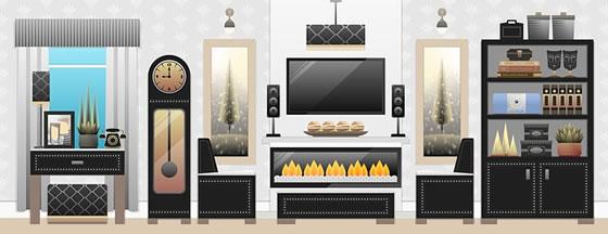 Die Neue Wohnung Günstig Einrichten Gebrauchter Hausrat Als