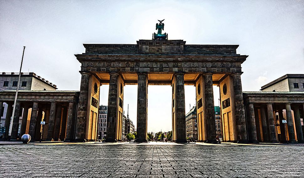 Das Brandenburger Tor in Berlin. Foto: pixabay.com