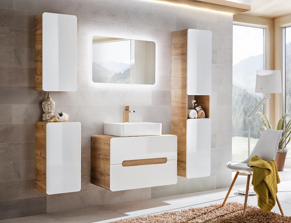 Schöner Wohnen Dank Badmöbel Sets Immobilien De