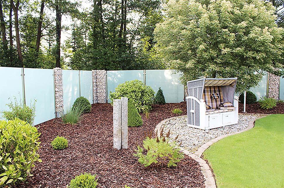 Der passende Windschutz für Garten oder Terrasse – so finden Sie ihn. Foto: Glasprofi24 GmbH